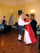 Image of Dancers at the Playford Ball